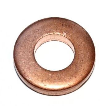 FEBI BILSTEIN Dichtring Einspritzventil 30253 Kupfer für OPEL VIVARO F7 Combi J7